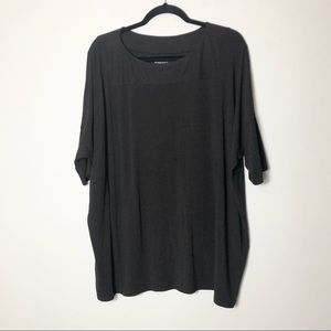 Eileen Fisher Brown Top